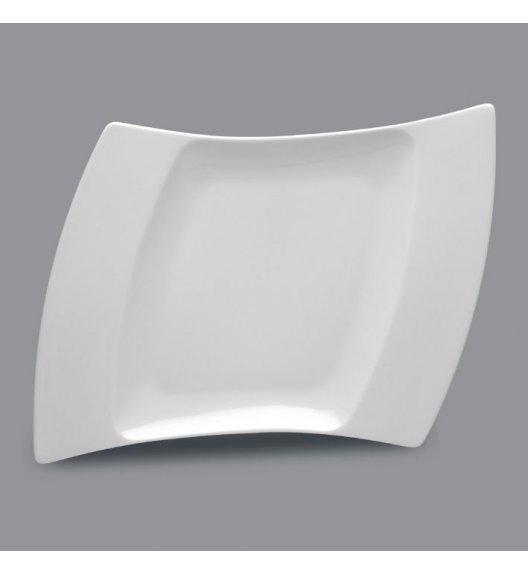 PROMOCJA! LUBIANA WING Talerz obiadowy 35 cm / porcelana