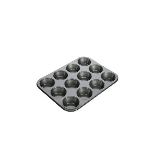 TESCOMA DELICIA Foremka do pieczenia 12 muffinek / powłoka antyadhezyjna