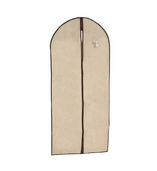 TADAR Pokrowiec na ubrania / zapinany na zamek / 60 x 137 cm