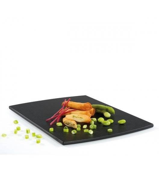 ZASSENHAUS Deska do krojenia z laminatu włókna drzewnego 28 x 20 cm / czarna
