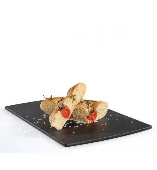 ZASSENHAUS Deska do krojenia z laminatu włókna drzewnego 36 x 23 cm / czarna