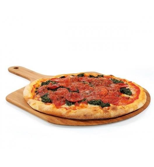 ZASSENHAUS Łopata deska do serwowania pizzy / drewno bambusowe / 45 x 29 x 1 cm
