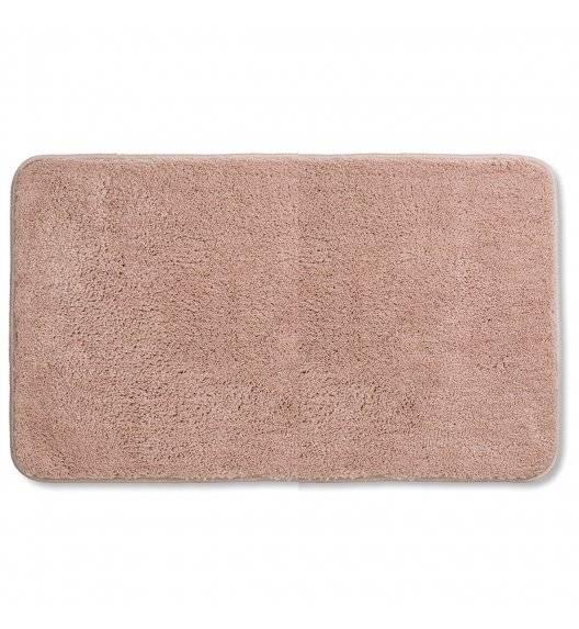 KELA LIVANA Dywanik / mata łazienkowa 120 × 70 cm / różowy