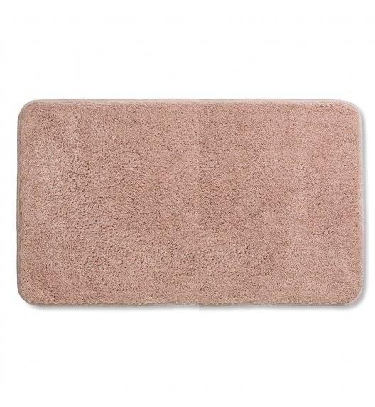 KELA LIVANA Dywanik / mata łazienkowa 80 × 50 cm / różowy