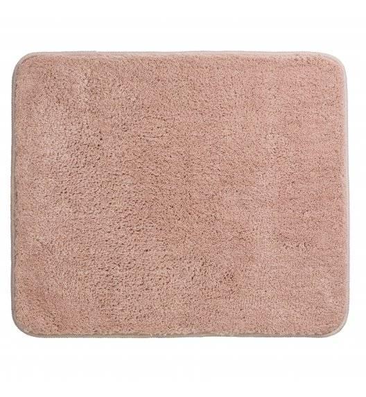 KELA LIVANA Dywanik / mata łazienkowa 65 × 55 cm / różowy