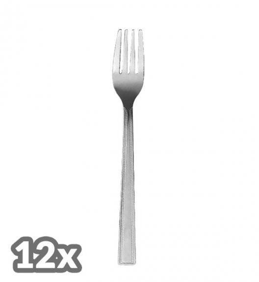 DOMOTTI BARI Sztućce 12x Widelec obiadowy LUZ / 89502