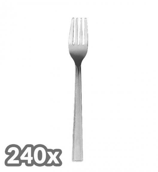 DOMOTTI BARI Sztućce 240x Widelec obiadowy LUZ / 89502
