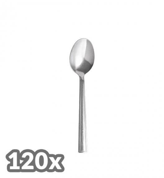 DOMOTTI BARI Sztućce 120x Łyżeczka do herbaty LUZ / 89504
