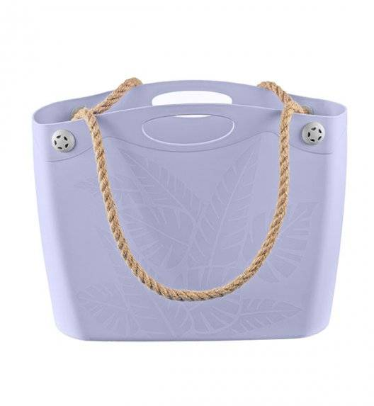 BRANQ 1802 Torba / koszyk na ramię / fiolet