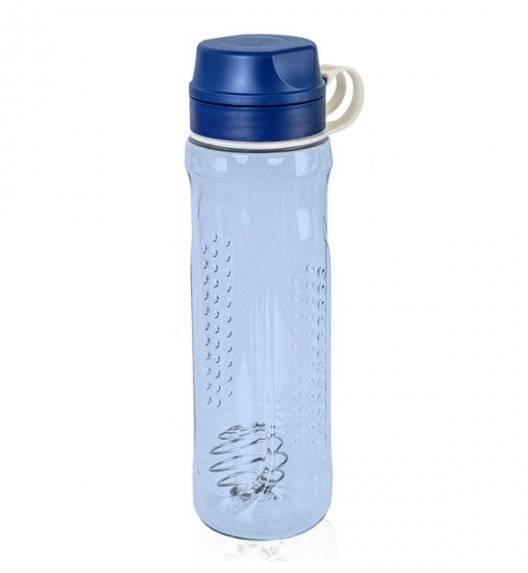 BRANQ 1991 Bidon z wypustkami 610 ml / niebieski