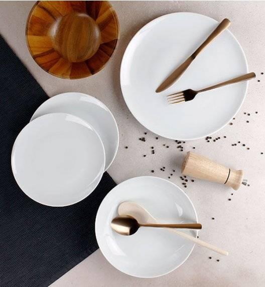 WYPRZEDAŻ! KRISTOFF O'LE Zestaw talerzy / 12 elementów / porcelana