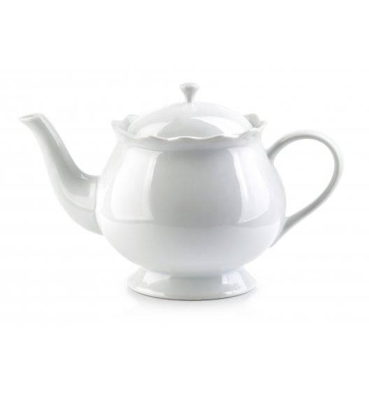 COOKINI BASIC Dzbanek z pokrywką 1,3 l / porcelana