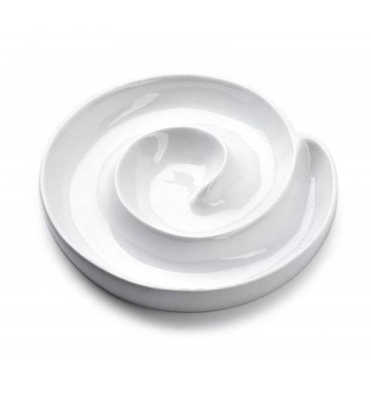 COOKINI BASIC Naczynie do serwowania 17 x 15,5 cm ślimak / porcelana