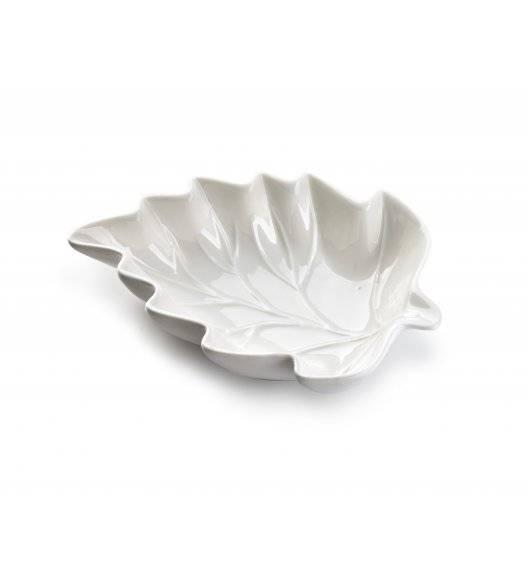 COOKINI BASIC Naczynie do serwowania liść 13,5 x 9,5 cm / porcelana