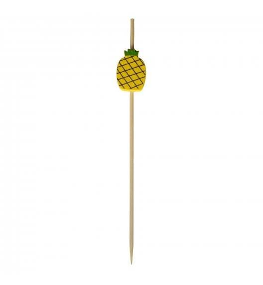 VERLO Wykałaczki / patyczki bambusowe 12 cm / 100 szt.