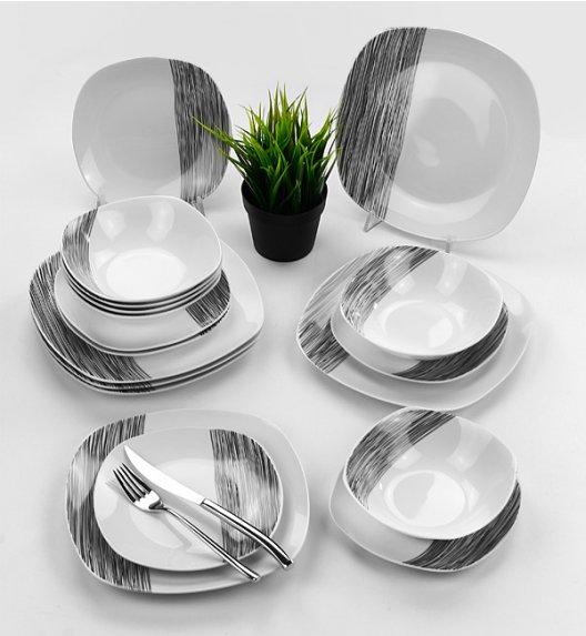 WYPRZEDAŻ! TADAR HOSTE Serwis obiadowy 6 elementów / porcelana