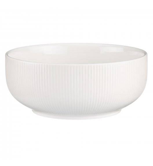 VERLO METRO Miska / salaterka 25,5 cm / biała