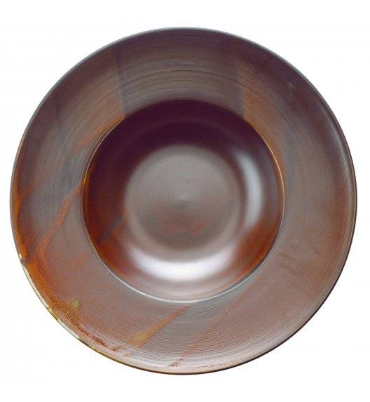 VERLO FIRE Talerz głęboki 28,5 cm / porcelana