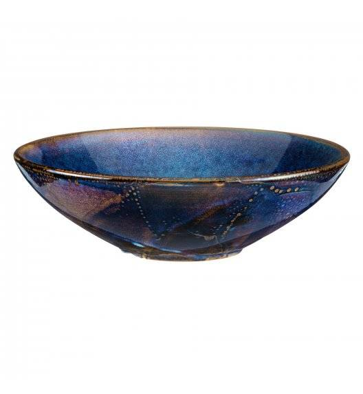 VERLO DEEP BLUE Talerz głęboki / salaterka 23,5 cm / porcelana