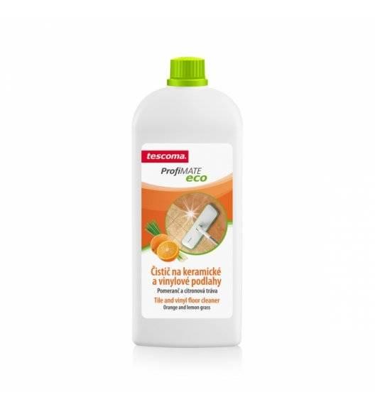 TESCOMA ProfiMATE Płyn do mycia podłóg ceramicznych i winylowych 1000 ml / Pomarańcza i trawa cytrynowa