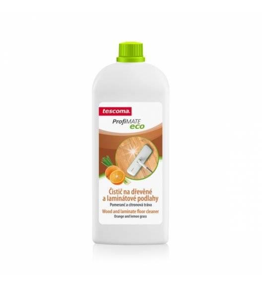 TESCOMA ProfiMATE Płyn do mycia podłóg drewnianych 1000 ml / Pomarańcza i trawa cytrynowa