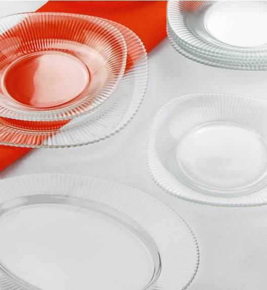 LUMINARC Serwis obiadowy 76 elementów dla 24 osób  / szkło