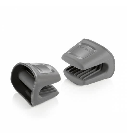 TESCOMA GRAND CHEF Zestaw 2 łapek silikonowych / szare