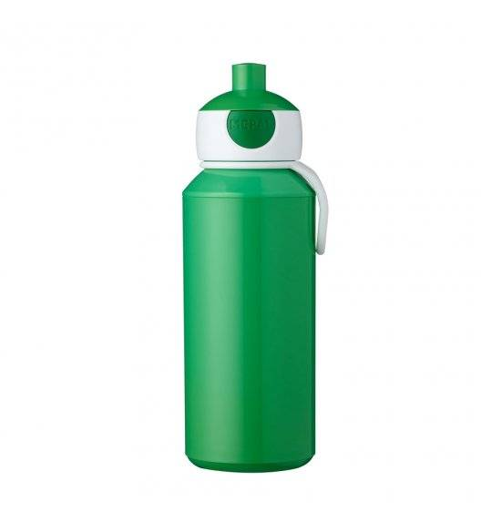 MEPAL CAMPUS Bidon / butelka dla dzieci pop-up 400 ml / zielony