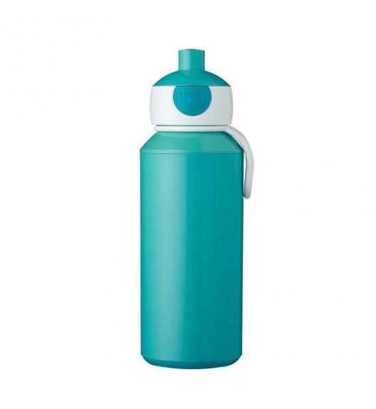 MEPAL CAMPUS Bidon / butelka dla dzieci pop-up 400 ml / turkusowy