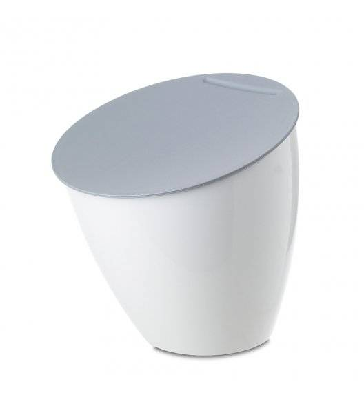 MEPAL CALYPSO Kosz na odpady 2,2 l / biały