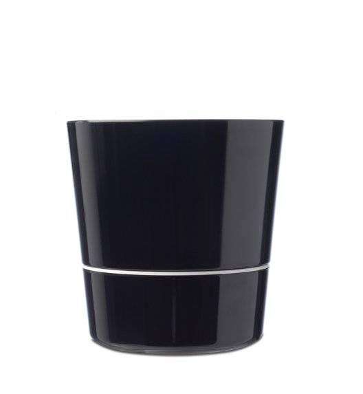 MEPAL HYDRO HERB Doniczka z systemem nawadniania / czarna
