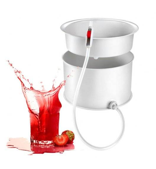 TESCOMA DELLA CASA Zestaw do przygotowywania soków z owoców i warzyw / sokownik