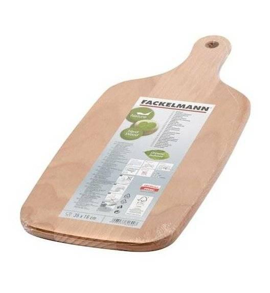 FACKELMANN NATURE Deska kuchenna do krojenia 38 x 18 cm / drewno sosnowe
