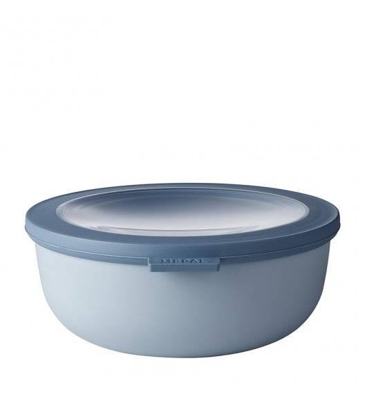 MEPAL CIRQULA Miska z wieczkiem 1,25 l / noridic blue