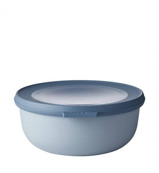 MEPAL CIRQULA Miska z wieczkiem 750 ml / noridic blue