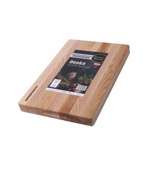 FACKELMANN NATURE Deska Szefa kuchni 45 x 29 cm / drewno jesionowe