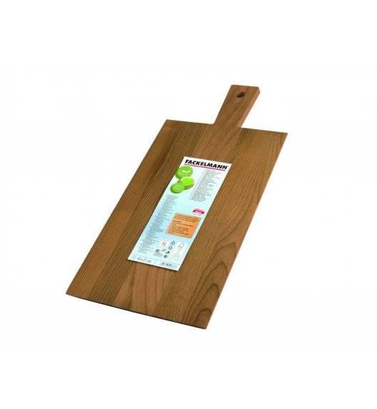 FACKELMANN NATURE Deska do krojenia 45 x 21 cm / drewno bukowe