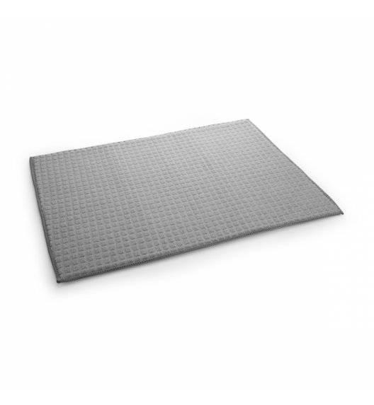 TESCOMA PRESTO Ociekacz na naczynia 51 x 39 cm / mikrofibra / szary