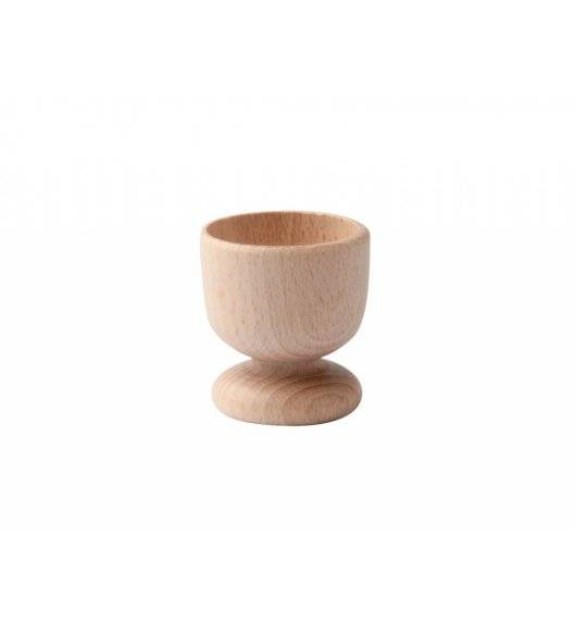 FACKELMANN NATURE Kieliszek na jajko / drewno sosnowe