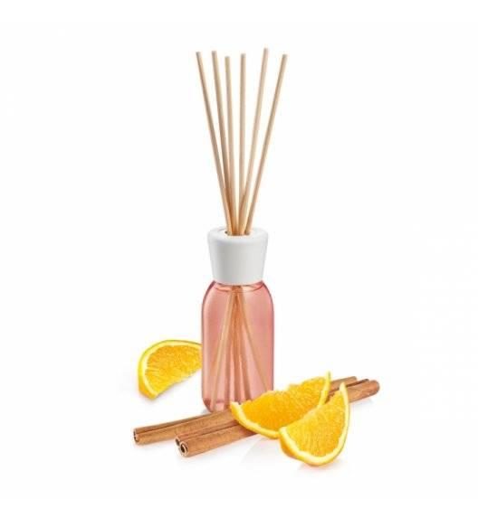 TESCOMA FANCY HOME Odświeżacz powietrza z patyczkami 120 ml / Pomarańcza i cynamon