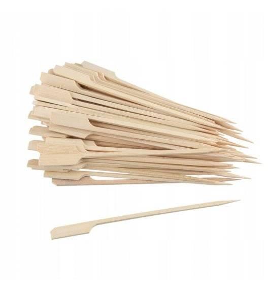 FACKELMANN ASIA LINE Patyczki do koreczków 15 cm / 70 sztuk / drewno bambusowe