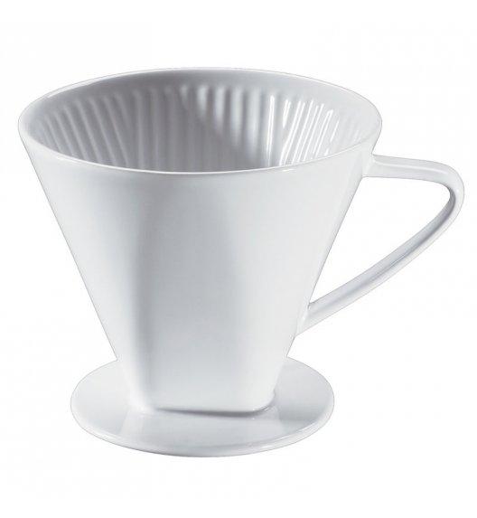 WYPRZEDAŻ! CILIO Porcelanowy filtr do kawy, rozmiar 6 / FreeForm