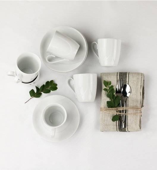 CHODZIEŻ VEGA LUBIANA Serwis kawowy 24 el / 12 osób / porcelana