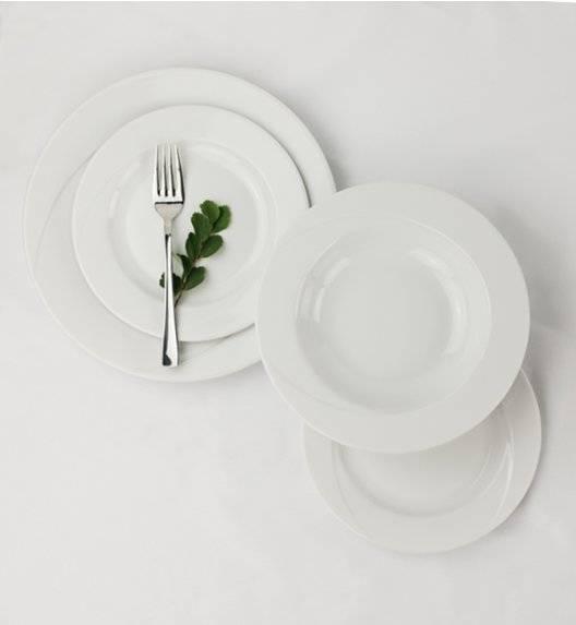 CHODZIEŻ VEGA LUBIANA Serwis obiadowy 54 el / 18 osób / porcelana