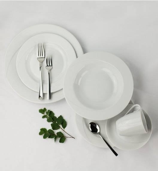 CHODZIEŻ VEGA LUBIANA Serwis obiadowo-kawowy 60 el / 12 osób / porcelana