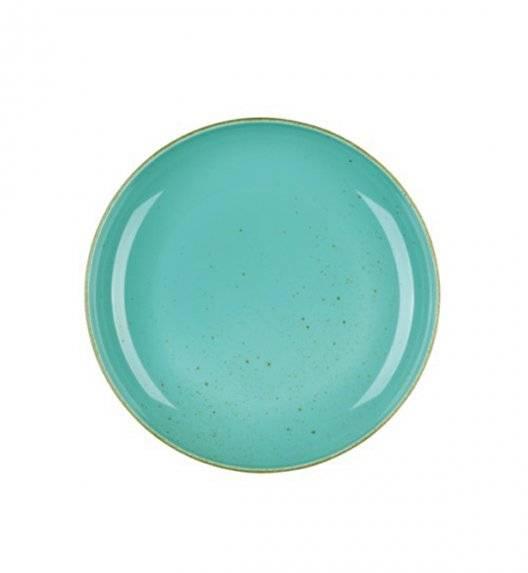 LUBIANA RONDO K5 Talerz obiadowy 27 cm / morski / porcelana