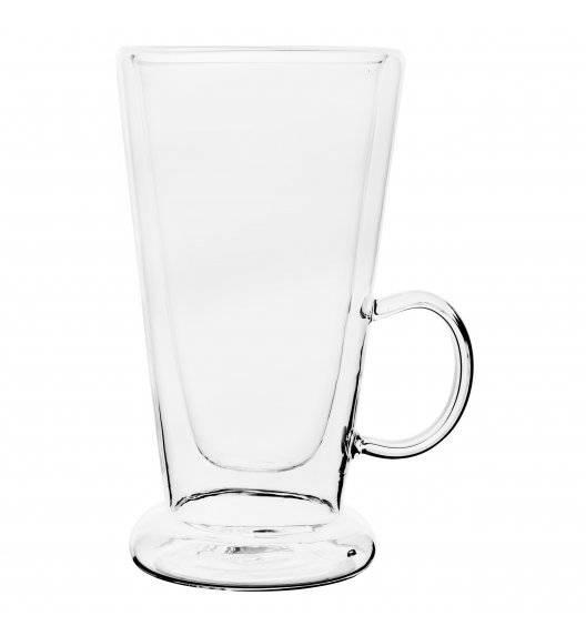 TADAR SUBLIME LATTE Komplet 2 szklanek termicznych 250 ml z podwójną ścianką / szkło