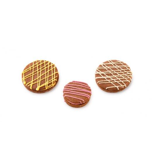 TESCOMA DELICIA Foremki do wykrawania ciasteczek x 6 szt / kółka