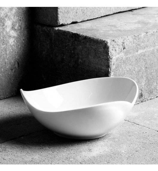 AMBITION SALSA Salaterka liść 13 cm / porcelana