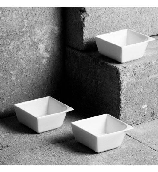 AMBITION SALSA Komplet 3 salaterek 8,3 cm / porcelana